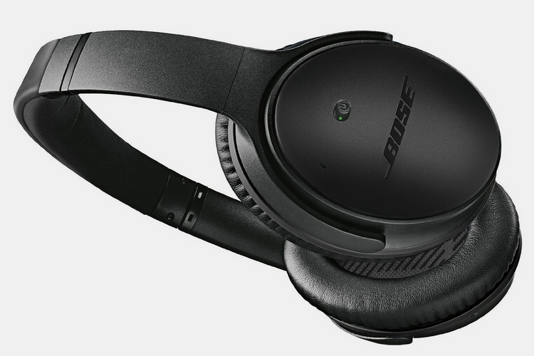 Bose QuietComfort 25 Triple Black This iPhone-only model reinforces ...