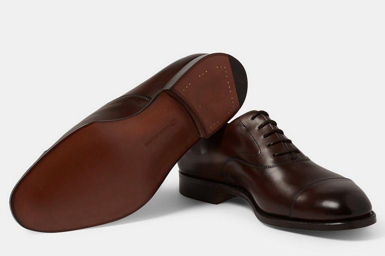 Edward Green Chelsea Leather Oxford Shoes – CLAD