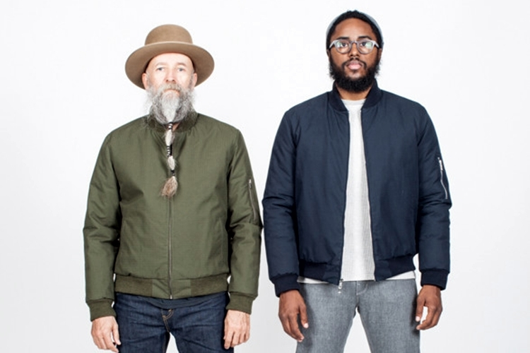 American Trench Bomber Jacket – CLAD