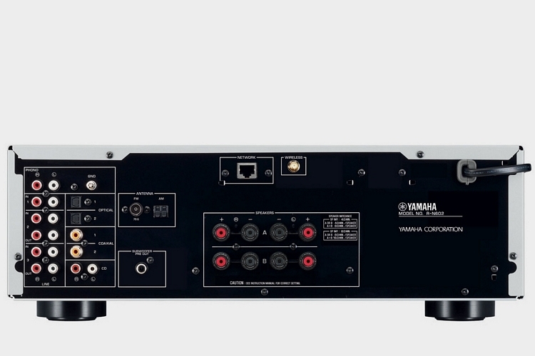 Yamaha r n602 stereo receiver clad for Yamaha tv receiver