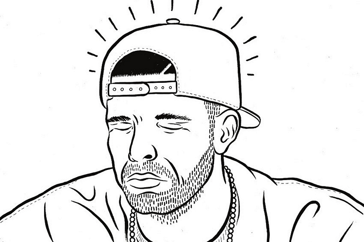 rap star coloring pages - photo #17