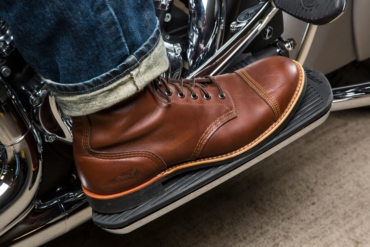2016 Red Wing Shoes Collection For Indian Motorcycle – CLAD
