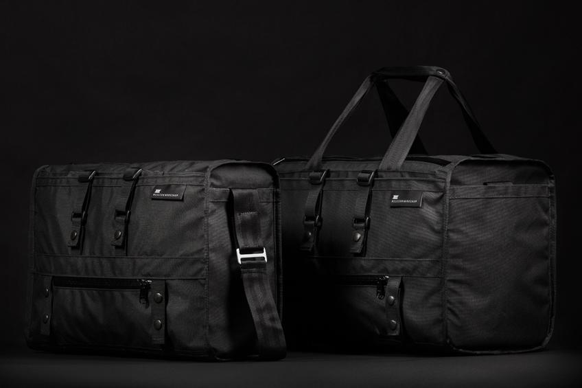 Mission Work Transit Bags 1