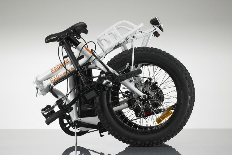 Electric Fat Bike >> RadMini Electric Folding Bike – CLAD