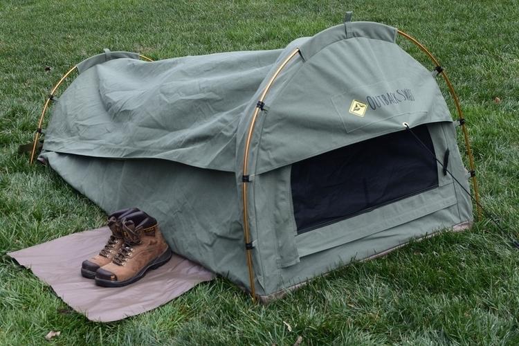 pioneer-swag-tent-1 & Pioneer Swag Tent u2013 CLAD