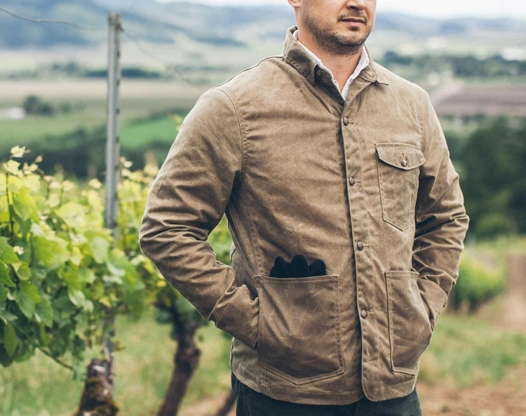 Taylor Stitch Field Tan Project Jacket Clad