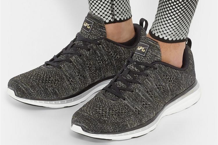 APL Athletic Propulsion Labs Mens Techloom Pro Running Sneakers