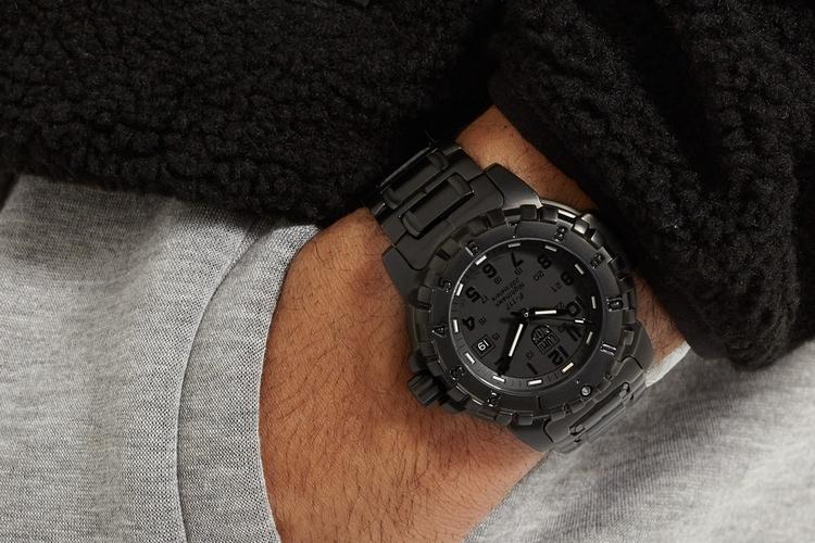 Luminox F 177 Nighthawk 6400 Series Watch Clad
