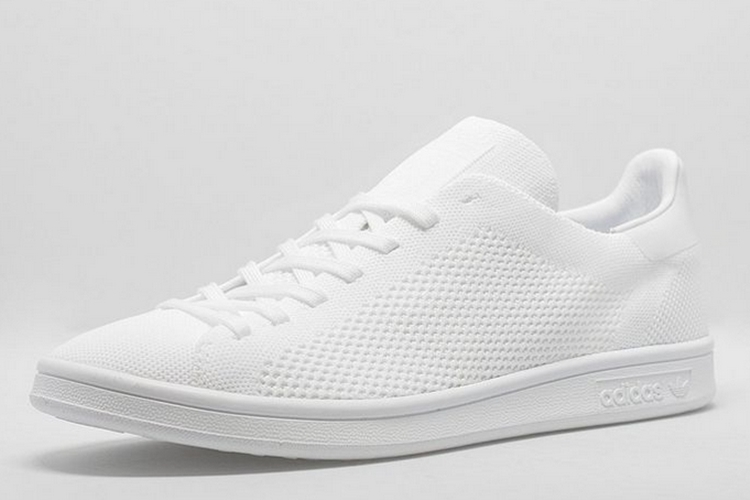 wholesale dealer 57713 fbbf4 Adidas Originals Stan Smith Primeknit Sneakers – CLAD