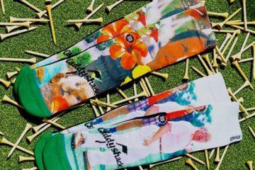 Kiriko Asanoha Socks Clad