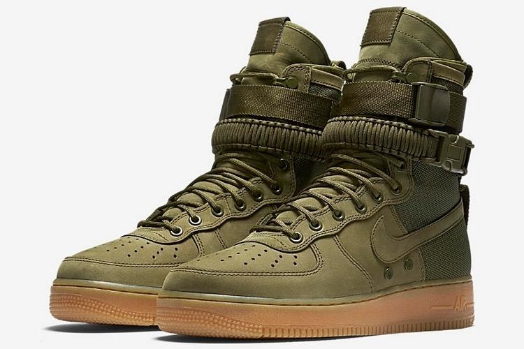 Ciego Estar satisfecho aburrido  Nike Special Field Air Force 1 – CLAD