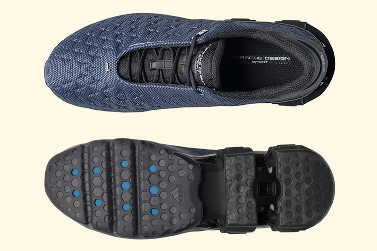 huge selection of e976c ff7bf Porsche Design x Adidas Bounce S4 Lux – CLAD